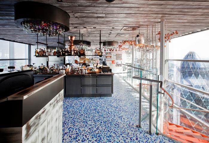 ресторан Duck and Waffle в лондоне 1 (700x478, 510Kb)