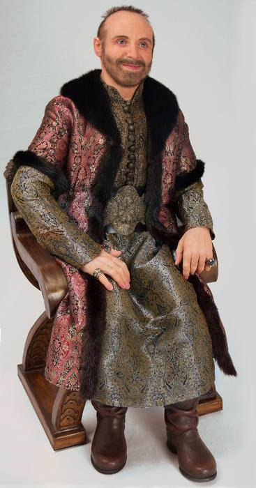 куклы из полимерной глины Наталия Зотова 16 (367x700, 304Kb)