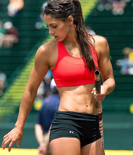 5 самых красивых спортсменок Олимпиады 2016 года