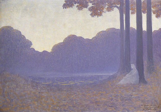 Evening_fall (Soir d'Automne, 1902) (646x451, 294Kb)