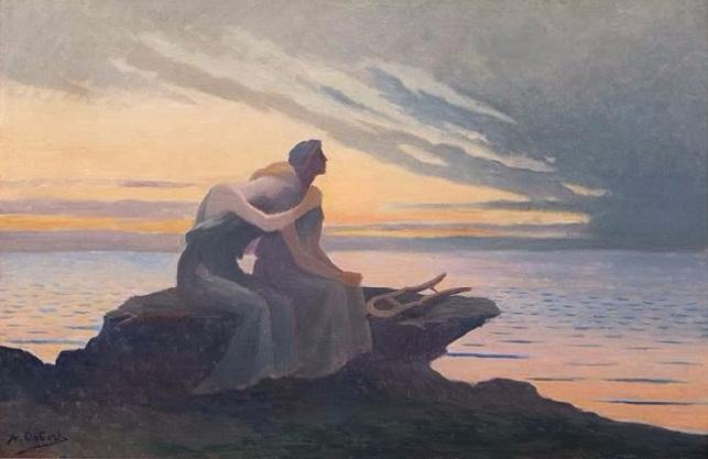 Rêve du soir (Evening Dream) (643x417, 178Kb)