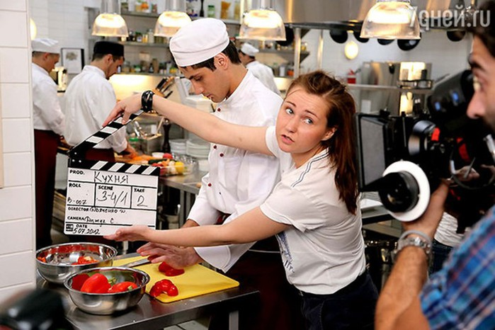10 интересных фактов о сериале «Кухня», которые вы не знали