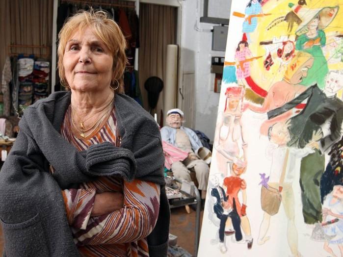 Самые знаменитые современные женщины-художники