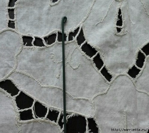 Цветы из гофрированной бумаги - ГВОЗДИКИ (2) (496x440, 164Kb)