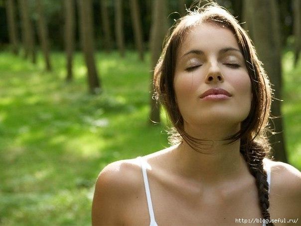 дыхание для расслабления