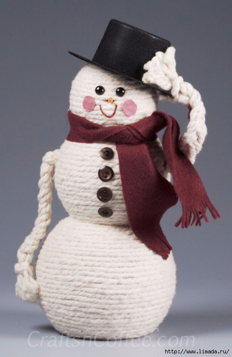 diy-cute-rope-snowman (455x700, 174Kb)