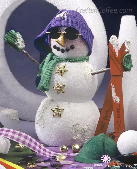 diy-ski-bum-snowman (565x700, 325Kb)