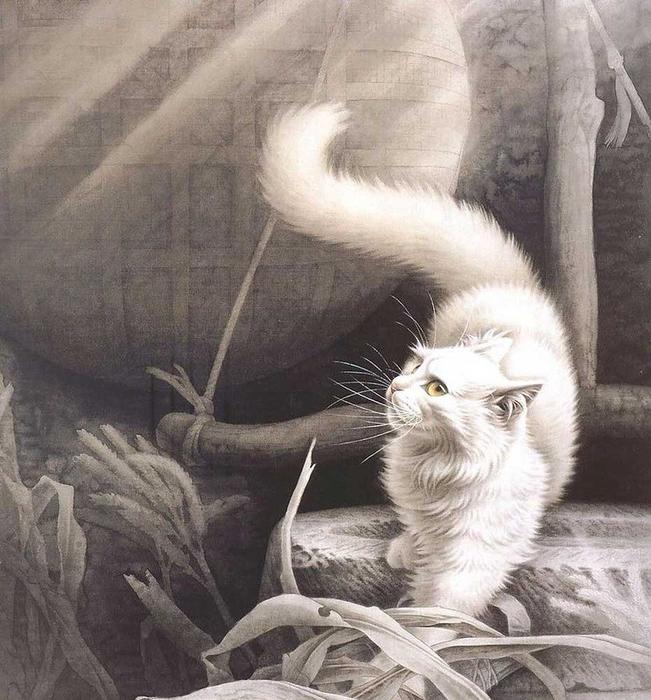 китайского художника Сюй Синьци 9 гл (651x700, 404Kb)