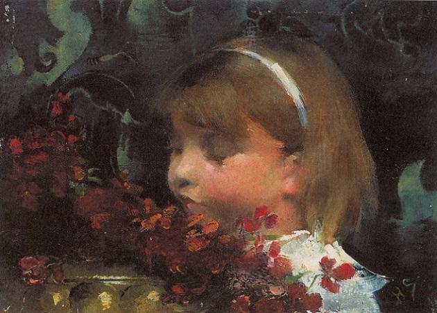 Детская головка,1883 (630x452, 299Kb)