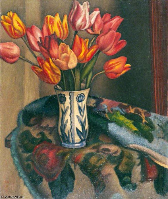 Mark_Gertler-Tulips (591x700, 419Kb)