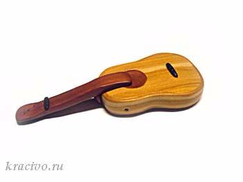 ЛЕПКА. Как сделать гитару из полимерной глины (23) (350x263, 30Kb)