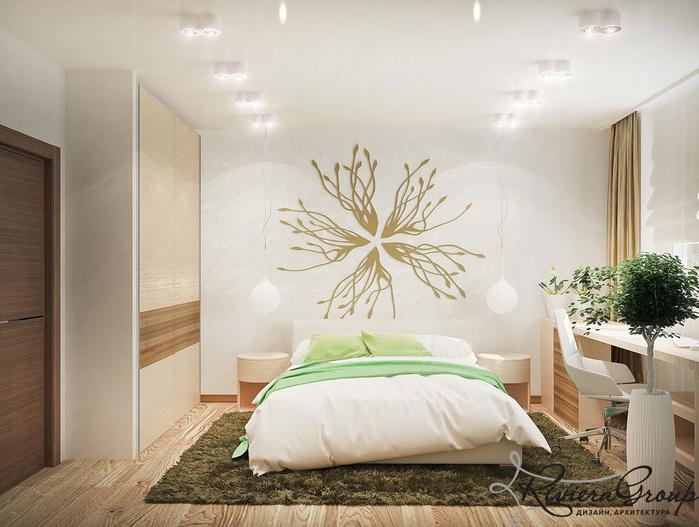 Стиль минимализм и эко в дизайне городской квартиры2 (700x527, 309Kb)
