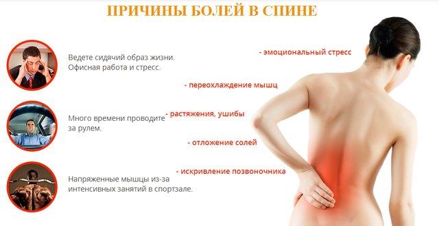 Болит живот правый бок спина температура