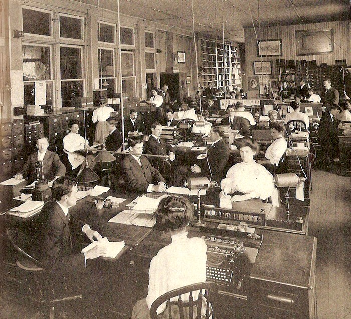 1908_General_Offices_C_M_McClung__Co_Knoxville_TN m (700x637, 215Kb)