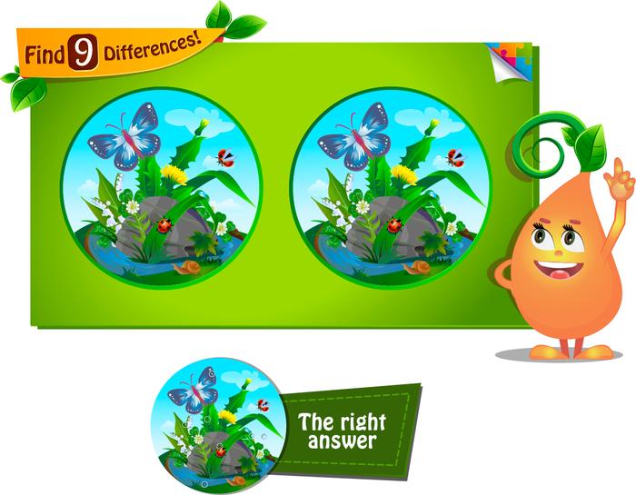 9 отличий бабочка (700x545, 343Kb)