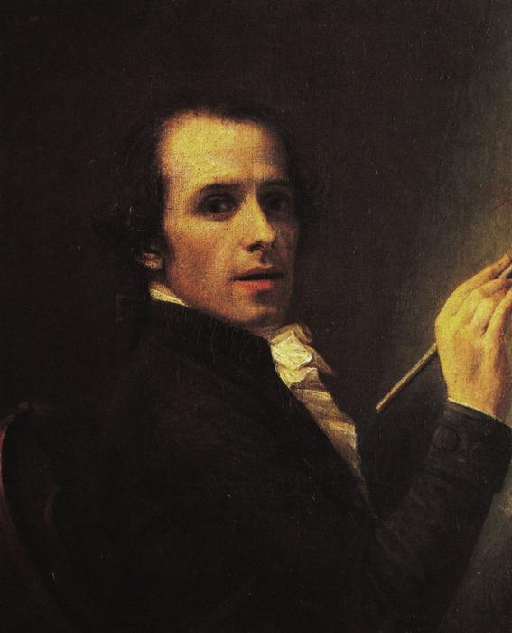 Antonio Canova Autoritratto, 1792 (567x700, 304Kb)