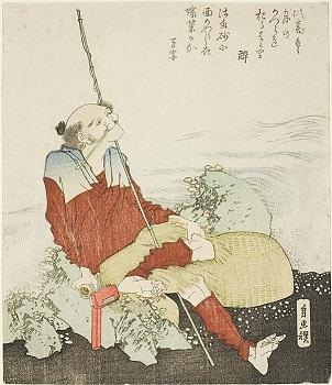 63052602_katsushikahokusaiselfportraitasafisherman (302x350, 54Kb)
