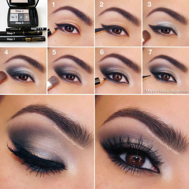 Grey-Smoky-Eye-Makeup-Tutorial (640x640, 350Kb)