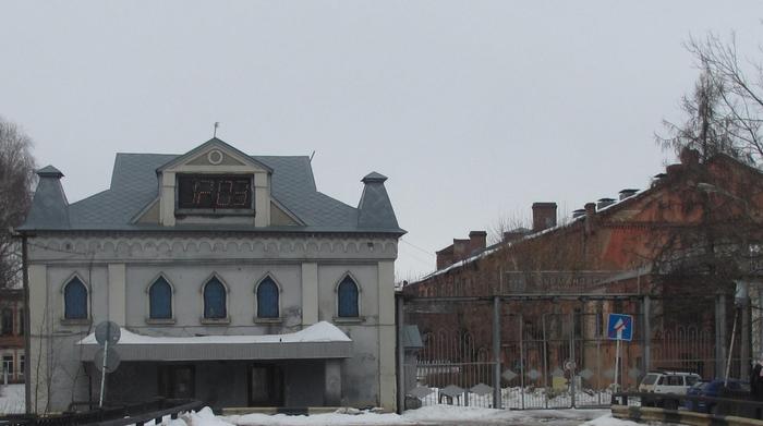 Фурмановская прядильно -ткацкая фабрика №2 ( основатель Горбунов Г.К. ) , бывшая Нижне -Середская (700x391, 219Kb)