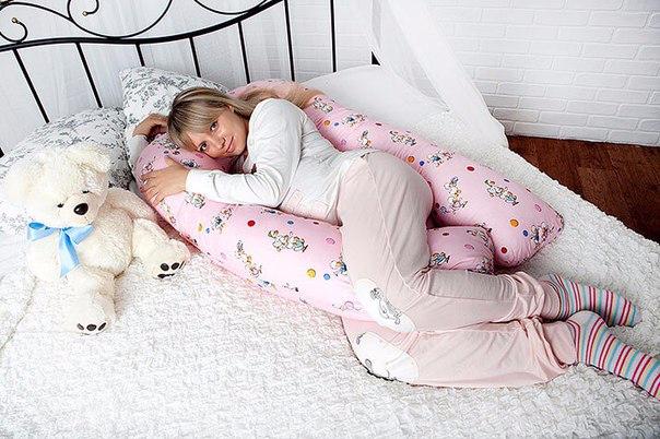 2. подушка для беременных «Подкова» (604x402, 251Kb)