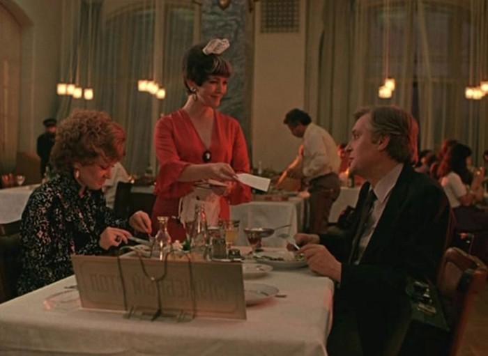 Советская женщина в ресторане   как жили в СССР