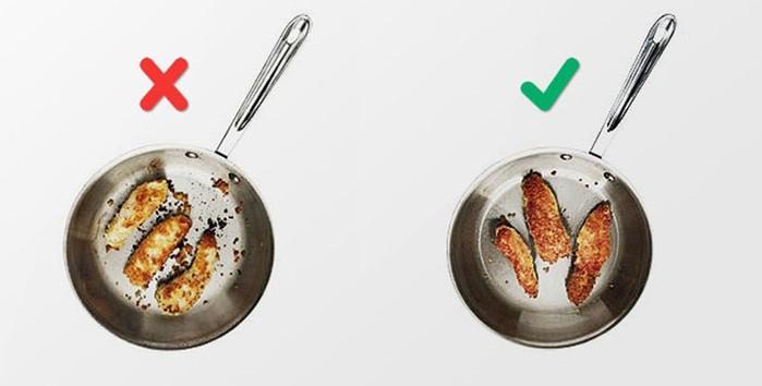 Кухня   Запомните и никогда не повторяйте эти 12 кулинарных ошибок, которые портят вкус вашей еды