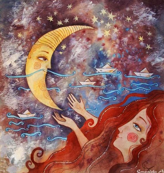 Художник рисовавший сны