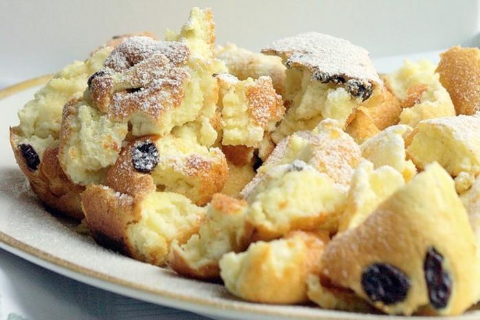 Императорский омлет   вкусный кулинарный рецепт австрийской кухни