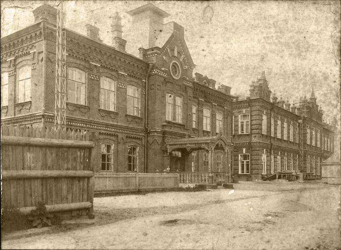 Горбуновская школа. (700x513, 268Kb)