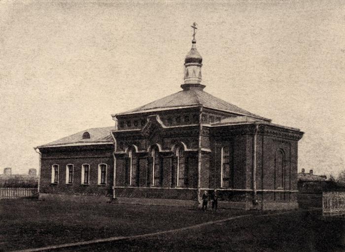 Малый Середской храм Успенения Божьей матери (700x511, 317Kb)