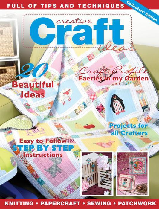 Creative Craft Ideas - Vol. 1 Issue No. 1 2016_1 (532x700, 87Kb)