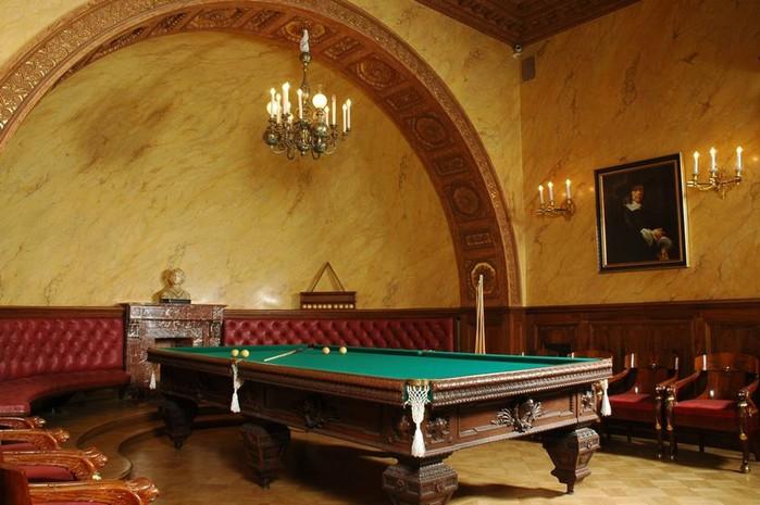 Роскошный дворец Юсуповых на Мойке в Санкт Петербурге