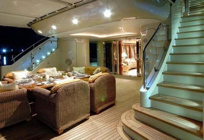 Самые дорогие фото яхты