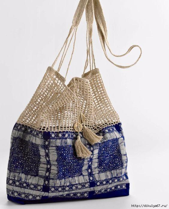 编织爱好者的包包灵感与想法 - maomao - 我随心动