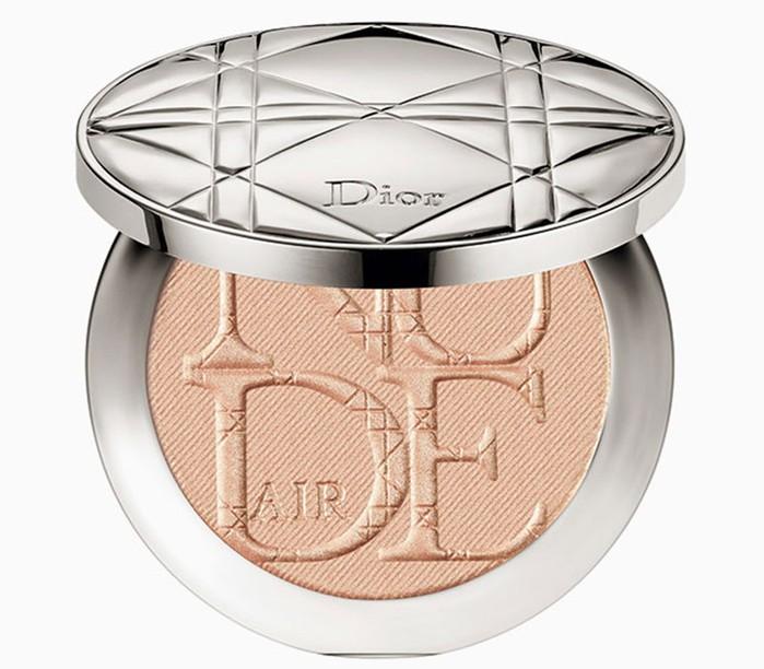 Кружево Эйфелевой башни в осенней коллекции макияжа Dior Skyline