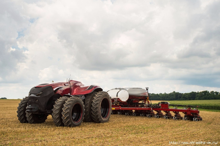 трактор Magnum (3) (700x465, 216Kb)