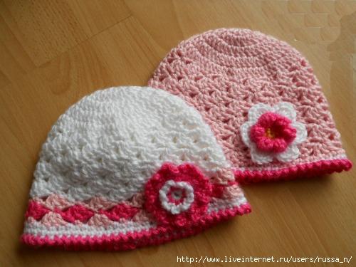 spring lacy hat free pattern (500x375, 130Kb)