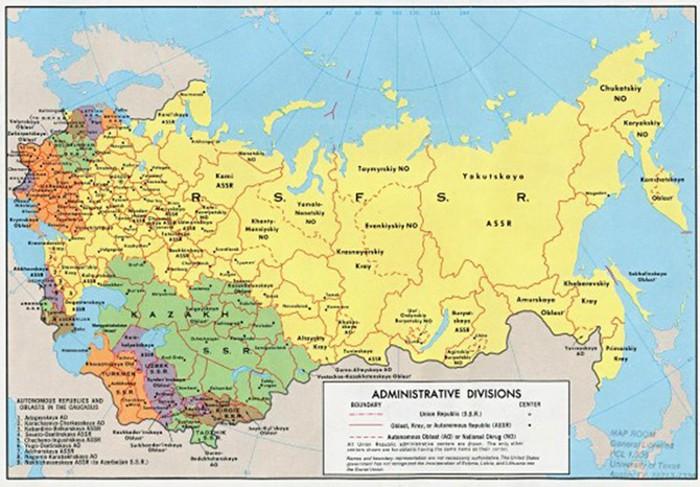 Страны и империи, исчезнувшие с карты мира