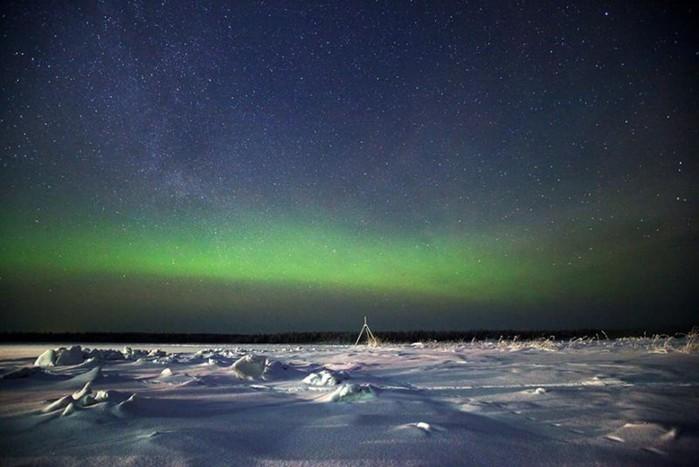 КРАСОТА! Как увидеть северное сияние и как его снять на фото или видео