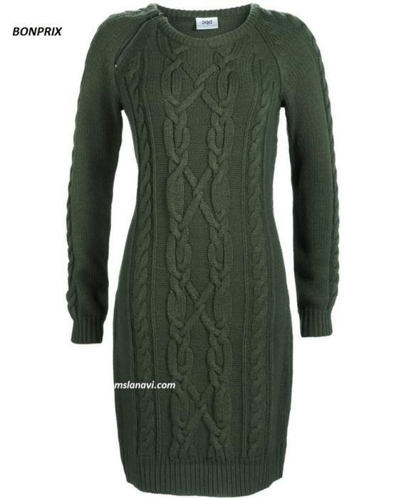 вязаное-платье-спицами-BONPRIX-834x1024 (570x700, 196Kb)