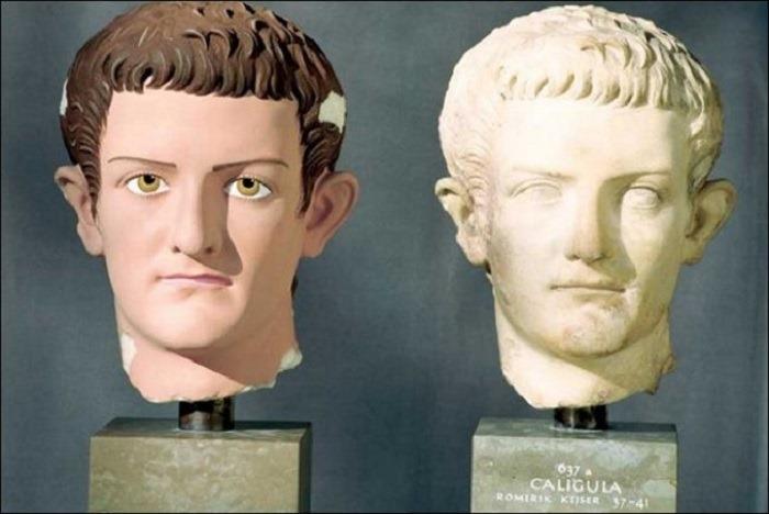 Разноцветная античность, или Как на самом деле выглядели древнегреческие скульптуры