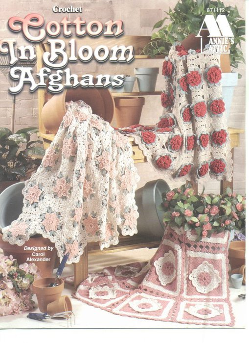 Cotton In Bloom Afghans 01 fc (509x700, 105Kb)