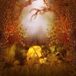 ������ jojo_autumn_forest_paper_07 (700x700, 638Kb)
