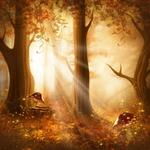 ������ jojo_autumn_forest_paper_19 (700x700, 517Kb)