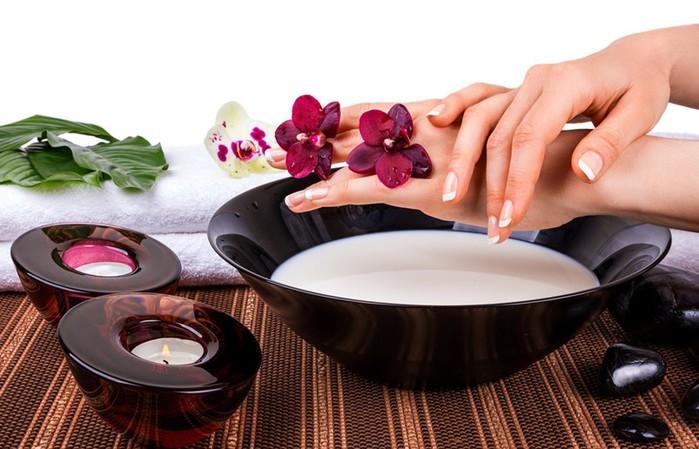 Рецепт и приготовление маски для омоложения рук