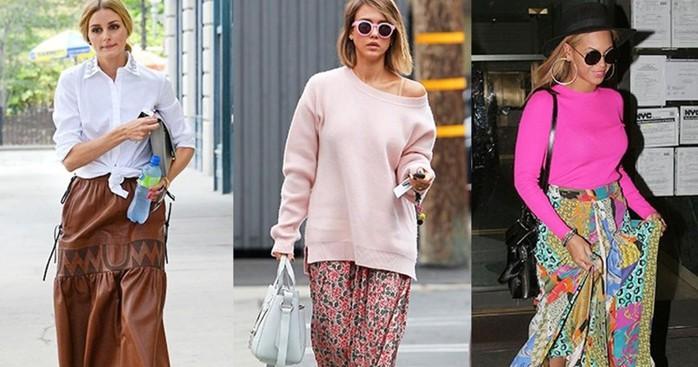 Модные правила: как носить открытые вещи