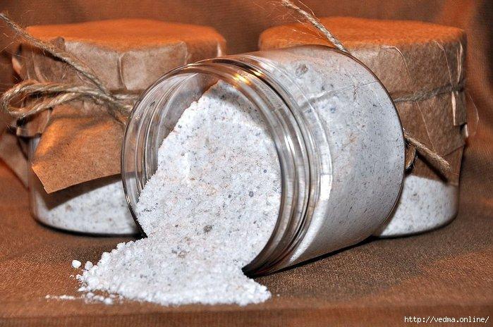 чистка солью с возвратом негатива (700x464, 191Kb)