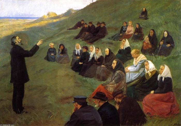 Anna-Ancher-A-Mission-Meeting-by-Frybakken-at-Skagen- (700x488, 54Kb)