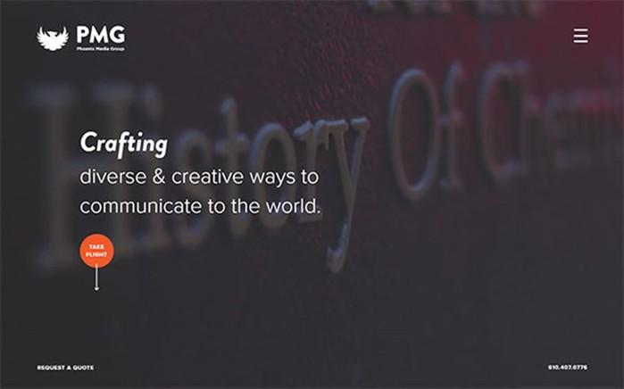 Blur Effect: Эффект размытия в веб дизайне
