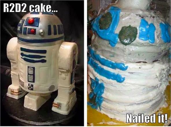 Фото: 19 до боли смешных тортов на детский праздник